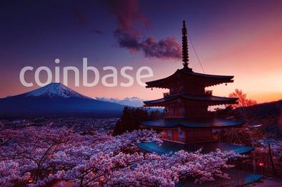 Новости о выходе биржи криптовалют Coinbase на японский рынок