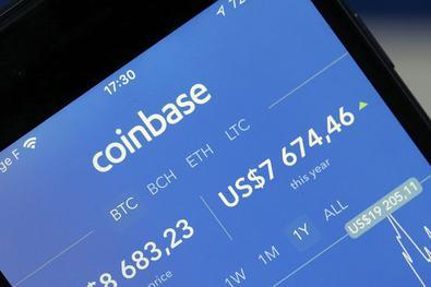 Новости о бирже криптовалют Coinbase