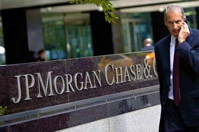Новости об отказе от технологии блокчейн в JPMorgan Chase