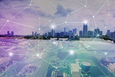 «Умный город» на основе технологии блокчейн