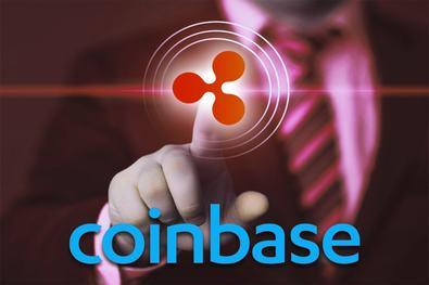 Новости о бирже криптовалют Coinbase и монетах риппл