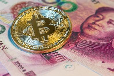 Новости криптовалют об операциях с юанем