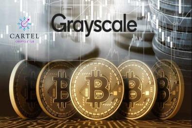 Новости криптовалют о балансе Grayscale