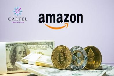 Новости криптовалют о компании Amazon