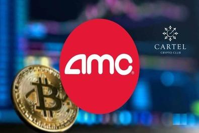 Новости криптовалют об американском киногиганте AMC