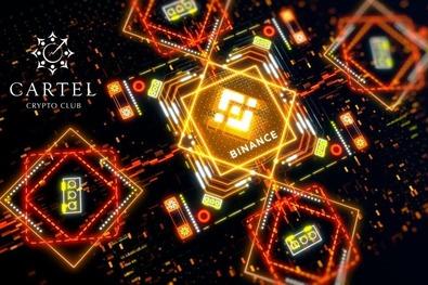 Биржа криптовалют Binance и рынок NFT