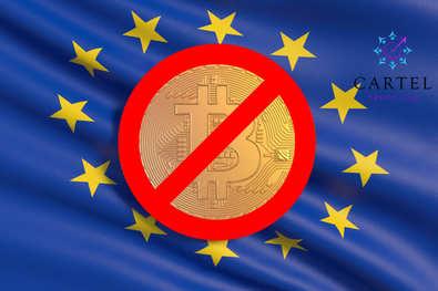 Запрет криптовалюты в Европейском Союзе