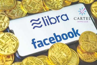 Новости криптовалют о Facebook и криптопроектах