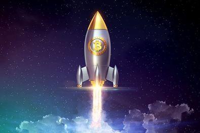 Новости криптовалют о том, когда может взлететь биткоин