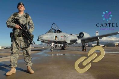 Технология блокчейн и ее внедрение в ВВС США
