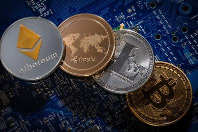 Анализ криптовалют в рамках «домашки» от 25.07.2018