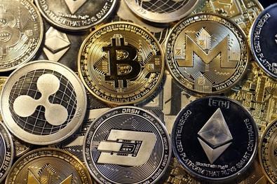 Анализ криптовалют в рамках «домашки» от 27.06.2018