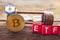 Новости криптовалют о первом ETF на биткоин